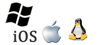 Localization solution for: MAC, mobile devices, Windows and others